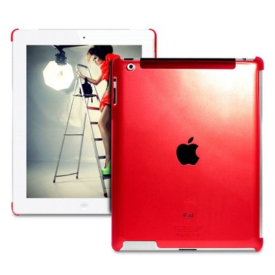 Чехол iPad PURO Crystal FLUO