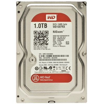 Жесткий диск 1TB Western Digital Caviar Red NAS edition WD10EFRX