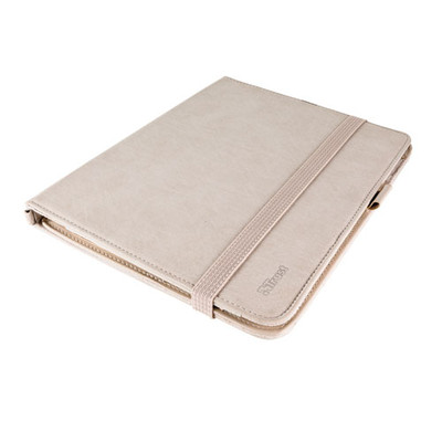 Чехол для iPad TRUST Premium Folio Stand for iPad - sand