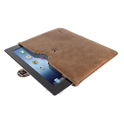 Чехол для iPad TRUST Leather Sleeve for iPad