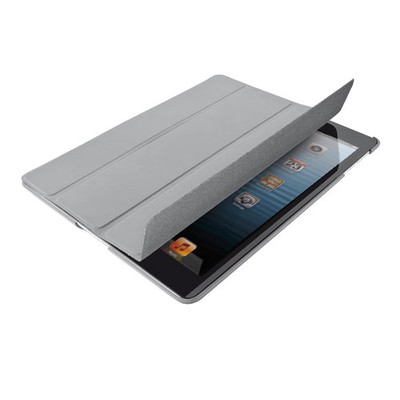 Чехол для iPad mini Trust Smart Case & Stand Серый