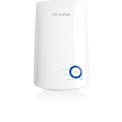 Усилитель Wi-Fi сигнала TL-WA850RE (TP-LINK) - YouTube
