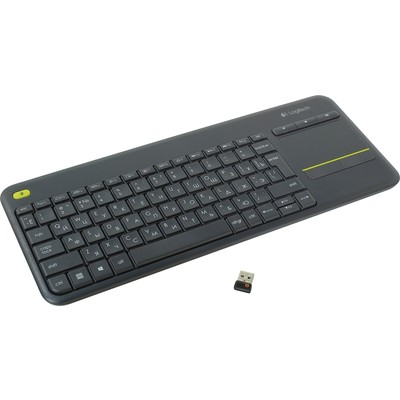 Клавиатура Logitech K400 Touch Plus 920-007147