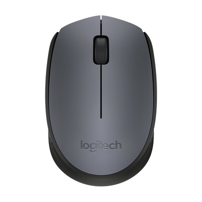 Мышь Logitech Wireless M170 Серый
