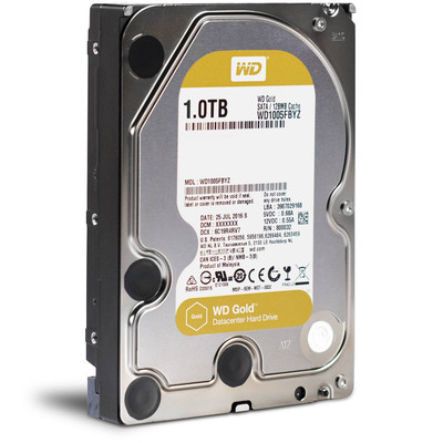 Жесткий диск 1TB Western Digital Gold WD1005FBYZ