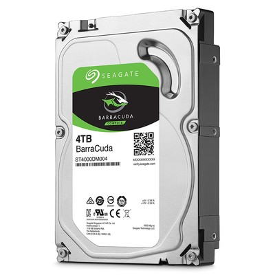 Жесткий диск 4TB Seagate Barracuda ST4000DM004