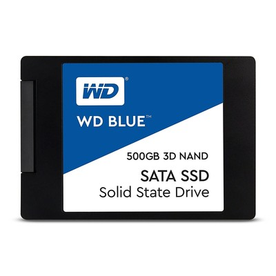SSD 250Gb Western Digital Blue WDS250G2B0A)