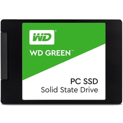 SSD 480Gb WD Green WDS480G2G0A