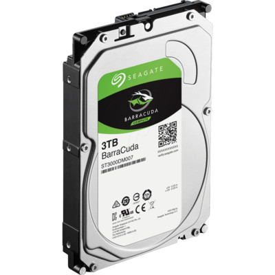 Жесткий диск 3000Gb (3TB) Seagate Barracuda ST3000DM007